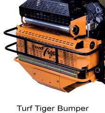 turf tiger zero turn rider power equipment protect the rear of your turf tiger from damage note can not be used grass collection systems