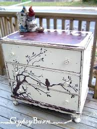 cool painted furniture. Cute Furniture Ideas A Design Chipped Out Of The White Paint Cool Painted . T