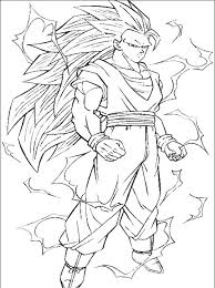 Disegni Da Colorare Di Dragon Ball Super Acolore