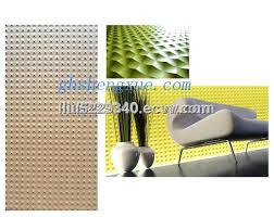 mdf wave board decorative wall panel