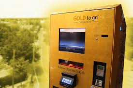 Gold Bar Vending Machine Cool Where Are The Hamptons' Gold Bar And Lobster Vending Machines