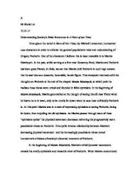 example of a hero essay madrat co example