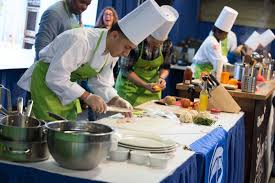 Navy Cook Army And Navy Battle For Culinary Superiority At 102nd Pa