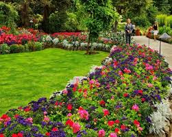 flower garden plans. Home Flower Beds Choosing The Best Designs For Your Garden Plans M
