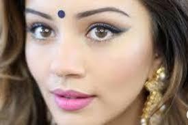 makeup indian enement grwm 01