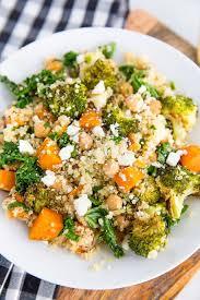 23 easy vegetarian salad recipes that