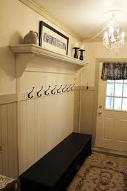 Front Door Coat Rack Command ctr family command center Pinterest Mud rooms Laundry 2