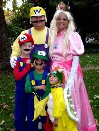 23 super mario and luigi costumes the entire super mario family including wario