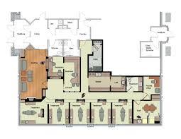 dental office floor plan. Dental Office Floor Plan. 3d Plan Design Software Final Based On Initial Sketch