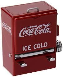 Home Coke Vending Machine Custom Toothpick Dispenser Toothpick Holder Tablecraft CC48 Coke Vending
