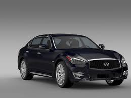 infiniti 2015 q70. infiniti q70 hybrid l y51 2017 3d model max obj 3ds fbx c4d lwo lw lws 2015