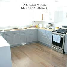 ikea kitchen cabinets installation cost sensational fresh decoration kitchen cabinet installation lovable cabinets catchy renovation ideas with kitchen