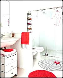 grey and red bathroom ideas black and red bathroom red bathroom decor accessories for kids and