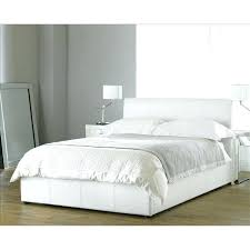 cheap white full bed frame image of ottoman with storage . Cheap White Full Bed Frame Time Living Chesterfield Faux