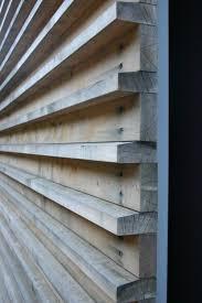 wood siding exterior wood slat wall