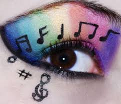 eyeshadow designs 25 pictures of crazy cool eye makeup gurl rainbow