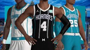Kobe bryant #8 los angeles lakers city edition black jersey with love path. Nba 2k21 How To Make 2020 2021 Charlotte Hornets Jerseys Tutorial Youtube