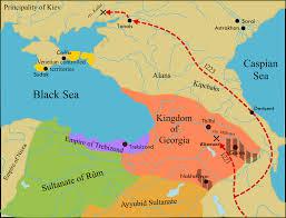Mongol invasions of Georgia