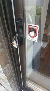 can someone add a lock for my patio door