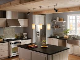 Track Lighting With Pendants Kitchens Modern Pendant Lighting Kitchen View In Gallery Sleek And