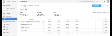 Software To Track Time Spent On Tasks Zoho Projects