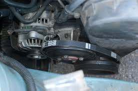 1996 geo prizm alternator belt replacement vehiclepad 1992 geo can t get drive belt alternator belt on