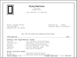 Bill Format Bill Format Options