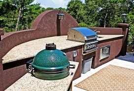 Big Green Egg Outdoor Kitchen Design500400 Outdoor Kitchen With Smoker Outdoor Barbecue