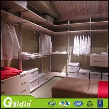hottest aluminum profile bedroom furniture closet cabinet organizers cloth modular wardrobe