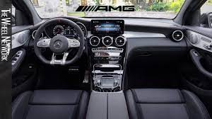 Explore the amg glc 43 suv, including specifications, key features, packages and more. 2020 Mercedes Amg Glc43 4matic Coupe Interior Youtube