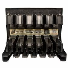 Gun Safe Magnetic Magazine Holder Beauteous Amazon Mag Storage Solutions 32326 32 MagHolder Magazine