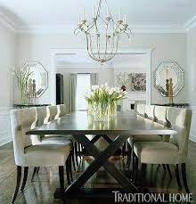 traditional home dining rooms. + ENLARGE. Jenifer Jordan. Marvelous Dining Room Traditional Home Rooms Magazine
