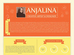 Creative Resume Template Templates Doc Download Word Free