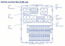 ford focus zxw 2004 battery fuse box block circuit breaker diagram