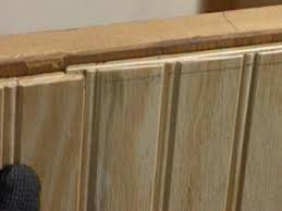 how to install beadboard paneling how