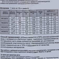 <b>Суперпластификатор Cemmix</b> CemPlast в Москве – купить по ...