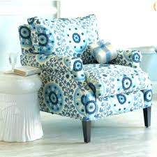 Blue Patterned Chair Beauteous Grey Patterned Chair Coaster Furniture Blue And Gray Patterned