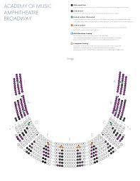 Kimmel Center Seating Chart Academy Of Music Academy Of Music Broadwy Amphitheater Kimmel Center