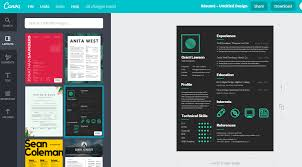 canva modern resume templates 6 free resume builder tools to help revamp your resume officeninjas