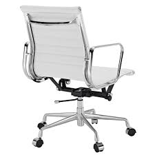 lexmod ribbed mid office. Interesting White Genuineeather Office Chair Images Inspirations Armless Amazon Com Modway Ribbed Mid Back In Lexmod S