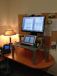 Do-It-Yourself Standing Desk