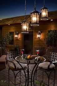 patio pendant lighting