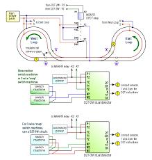 twin loop wiring relay model railroad wiring circuits twin loop wiring relay