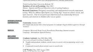 Work Objectives Template Resume Iron Worker Sample Social Work