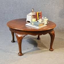 lovable antique round coffee table with brilliant vintage imperial retro tables