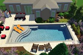 Rectangle pool Gunite Pool New For 2017 Aquaserv Pool Spa Inc Rectangle Pools Aquaserv Pool Spa Inc Highest Quality