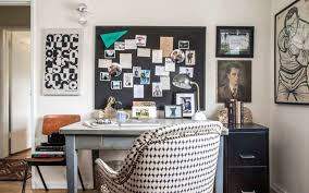 Home office on a budget Room Home Office Ideas On Budget Homepolish Home Office Ideas On Budget Homepolish