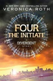 four a divergent collection first edition cover