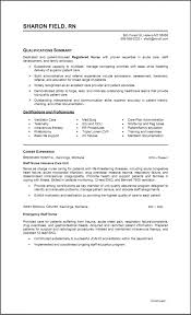 Nursing Resumes Templates Interesting Template Nurse Resume Sample Template Nursing Templates Word Nurse R