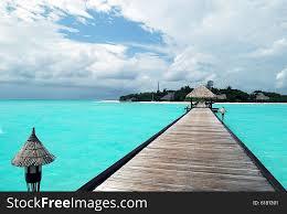 beautiful ocean view free stock